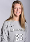 The Rutgers Scarlet Knights women's soccer team portraits at the RAC on Tuesday, August 11, 2015. Ben Solomon/Rutgers Athletics