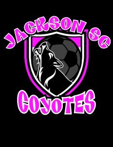 Jackson SC Coyotes Logo 7-16-14