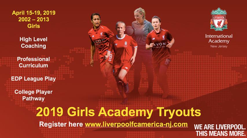 Liverpool International Girls