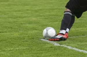 field grass sport foot